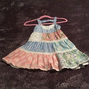 EUC Mimi and Maggie dress